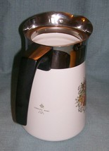 Vintage Corning SPICE OF LIFE Stove Top 6 Cup Coffee Pot / Percolator -P146 VGUC image 4