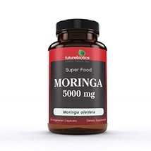 Moringa 5000mg Futurebiotics 60 VCaps