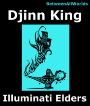 Illuminati Djinn King Grants All Wishes + Wealth Protection Love 3rd Eye... - $159.39