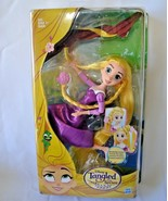 "Disney Tangled the Series Rapunzel Adventure Doll Bendable Braid 10"" New - $14.84"