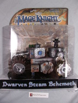 Wiz Kids Mage Knight Dwarven Steam Behemoth Limited Edition game figure Sealed - $15.35