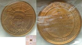 Nestle Statue of Liberty Medallion - $13.00