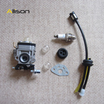 Carburetor Fuel Line Kit For Echo SRM2601 SRM2400 SRM2610 PE2601 Walbro WYJ-192 - $12.56