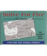 Strive For FiveOld Testament Game - $45.49