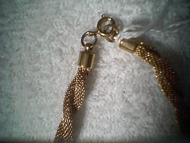 DOUBLE SNAKE ROPE CHAIN.....check it out.....