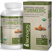 Natural Organic Turmeric Curcumin 90 Tablets - $96.99