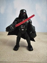 "Star Wars DARTH VADER 5.25"" Quick Draw Action Figure Jedi Force 2012 Hasbro - $13.12 CAD"