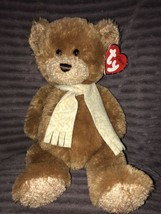 """Ty Classic 16"""" Plush Chaucer Borders Exclusive Teddy Bear Soft Stuffed T... - $23.38"""