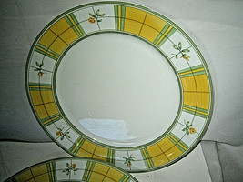 "Mikasa ENGLISH ROSE Dinner Plate/s Pick quantity 10 5/8"" SL-112 - $39.99"