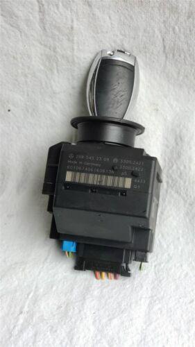Mercedes Ignition Start Switch Module & Key Fob Keyless Entry Remote 2095452308