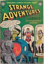 Strange Adventures Comic Book #14 DC Comics 1951 VERY GOOD+ - $78.29