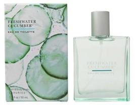 Bath & Body Works Luxuries Freshwater Cucumber Eau De Toilette 1.7 fl oz - $64.98