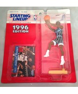 1996 Starting Lineup Superstar Collectible Figure Aufernee Hardaway - $9.75