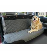 "62434 SOLVIT PREMIUM BENCH COVER GREY Bench Seat Dog Cover 56"" x 47"" - $109.99"