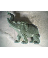 LARGE JADE ELEPHANT~~~must see this one~~ - $175.00