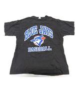 Locker Line MLB Toronto Blue Jays Black Short Sleeve T-Shirt Men's Size ... - $29.65