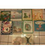 Set 10 kids Beginner Reading books Children Hardcover snow dinosaurs dog... - $24.44