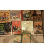 Set 10 kids Reading books Children Hardcover Winter Snow Kindergarten Ba... - $24.44