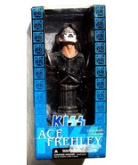 2002 McFarlane Toys Kiss Collectible Statuettes Ace Frehley Action Figure MIP - $8.00