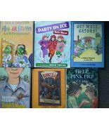 Set 6 kids Reading books Children Hardcover Chapter Ralph S Mouse Amber ... - $24.95