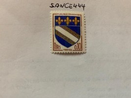 France Coat of arms Troyes phosphoro 1970 mnh    stamps - $1.20