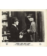 *ANGELS WITH DIRTY FACES (1938) James Cagney Points 2 Guns at Man in Pho... - $35.00