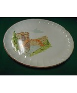 "Beautiful Vintage W.S. GEORGE Bolero Pottery-  PLATTER 11.5"" x 9"" - $12.46"