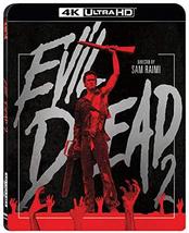 Evil Dead 2 (4K Ultra HD + Blu-ray)