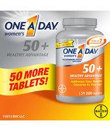 One A Day Women's 50+ Healthy Advantage 200 Tab... - $27.99