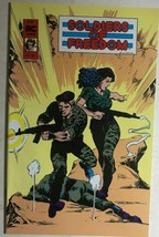 Soldiers Of Freedom #2 (1987) Ac Comics Color FINE- - $12.86