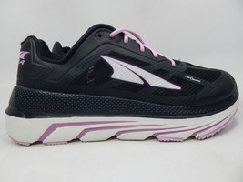 Altra Duo Size US 8 M (B) EU 39 Women's Running Shoes Black Pink AFW1838F-0