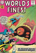 World's Finest Comic Book #118, DC Comics 1961 FINE/FINE+ - $48.29