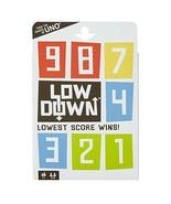 Mattel Games Low Down Card Game - $12.51