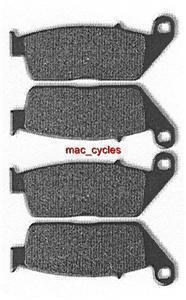 Honda Disc Brake Pads ST1100 ST1100A ST1100AN 1990-2005 Front (2 sets)