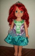"Disney's Ariel My First Princess Ultimate Toddler 20"" Talking Doll Inter... - $42.56"