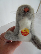 Steiff seal  Olly all Ids miniature  stuffed animal made in Germany 1685 - $37.99