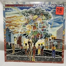 SEALED Earth Wind & Fire Last Days and Time C31702 VTG Vinyl LP Record N... - $17.99