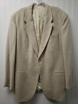 Giorgio Armani Le Collezioni 100% Cashmere  Blazer jacket - $50.00