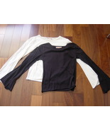 Weavers Girl Lot of 2 Long Sleeved Tops (Size: Small) - $18.00