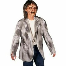 ZAGONE STUDIOS MEN'S ZOMBIE COAT COSTUME ADULT O/S C1021 BRAND NEW - $16.82