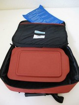 Pyrex Portables 2.2 Qt Covered Dish and 11 x 13 Insulated Carrier Cold P... - $19.99