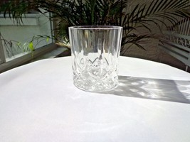 Set of 5 Royal Crystal Rock Opera Clear Double Old Fashioned Glasses - $35.64