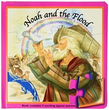 Noah and the Flood (Puzzle Book): St. Joseph Puzzle Book: Book Contains ... - $8.68