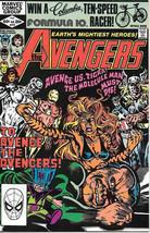 The Avengers Comic Book #216, Marvel Comics 1982 NEAR MINT NEW UNREAD - $6.66