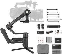 Zhiyun Crane 3S Pro Kit Package 3-Axis Handheld Gimbal Stabilizer for DSLR NEW! - $754.98