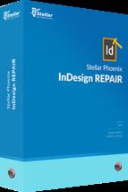 Stellar Phoenix InDesign Repair - Single License Download - $99.00