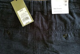 Goodfellow & Co™ ~  Slim, Lined Trousers ~ Men's 30 x 32 ~ Xavier Navy ~... - $23.76