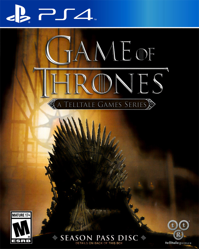 Primary image for Game of Thrones A Telltale Games Series - PlayStation 4