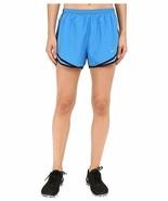 Nike Tempo Running Shorts 624278 Blue-Black Small - $18.66