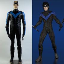 "Batman:Arkham City Richard John""Dick""Grayson Nightwing Cosplay Costume H... - $128.79+"